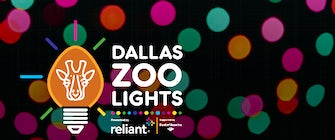 Dallas Zoo Lights Presented by Reliant