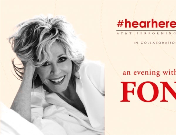 An Evening with Jane Fonda