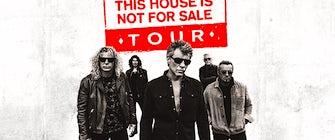Bon Jovi at American Airlines Center