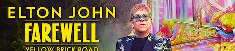 Elton John in Dallas