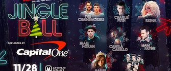 Jingle Ball presented by Captial One