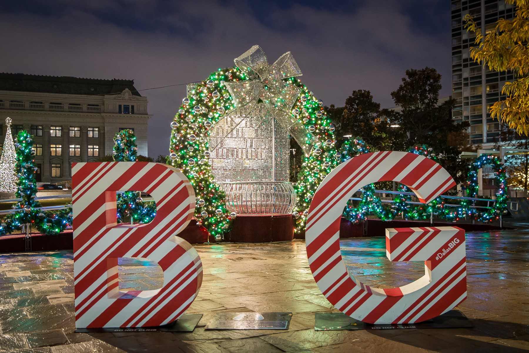 DFW 2016 Christmas Holiday Events