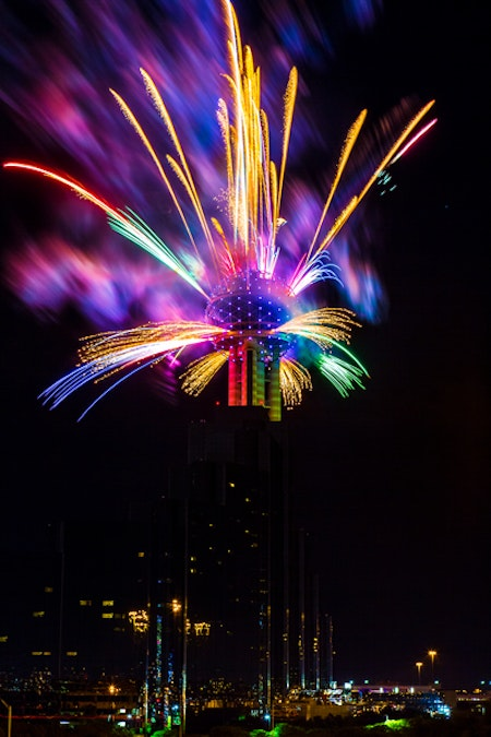 Makes plans for a weekend getaway to Dallas to enjoy the Dallas arts scene.