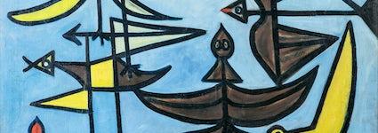 Modern Spanish Art From The Asociacion Coleccion Arte Contemporaneo