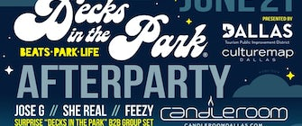 Decks in the Park After Party