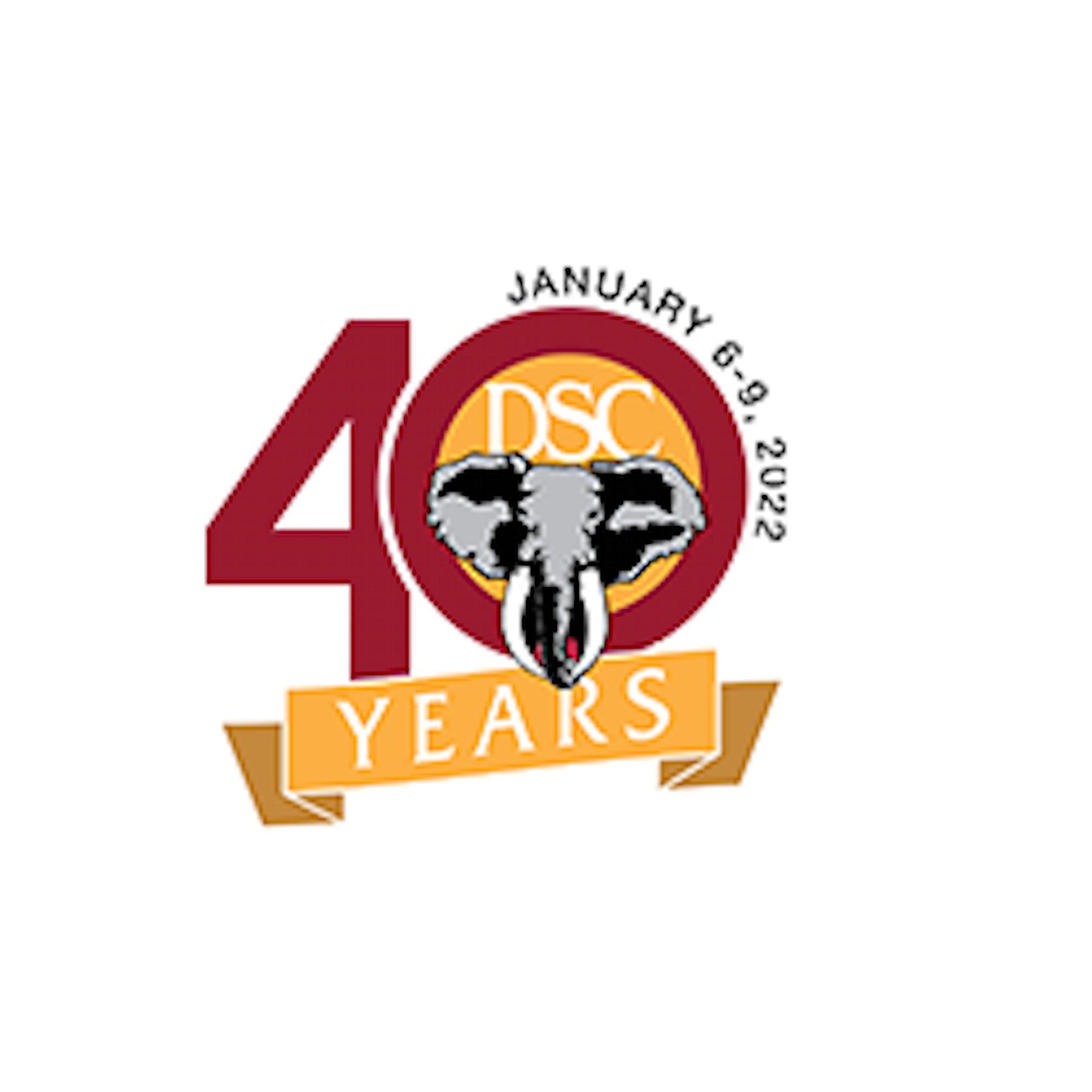 Dallas Safari Club 2022 Annual Convention Logo