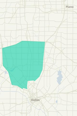 Addison Texas Zip Code Map.Fun Things To Do In Dallas What To See In The Big D