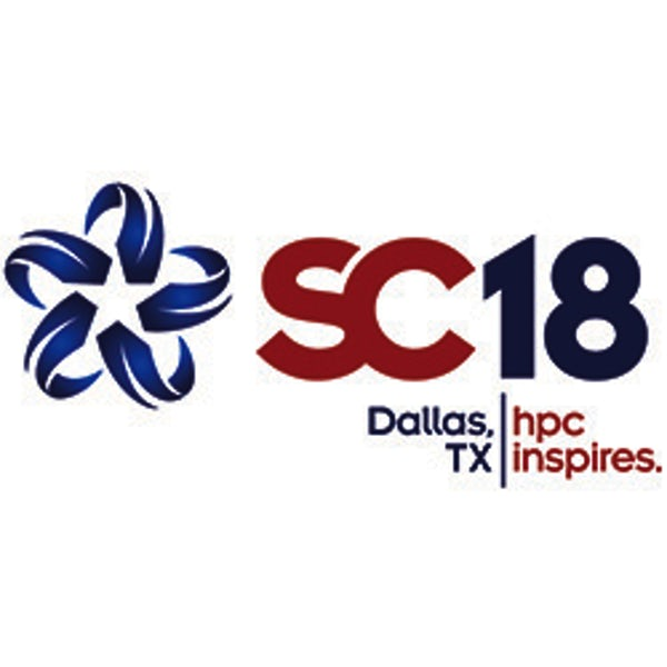 Super Computing 2018 Logo