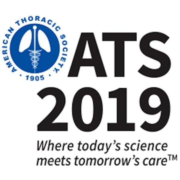 ATS International Conference 2019 Logo