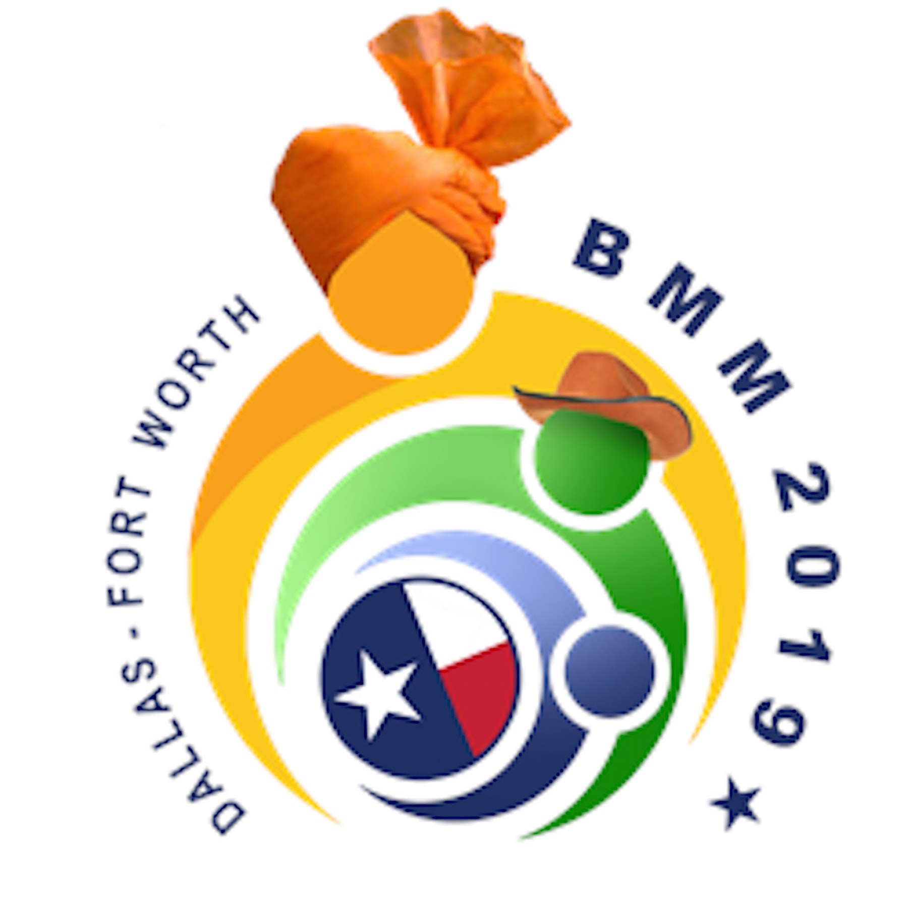 Welcome, BMM Convention!  Logo