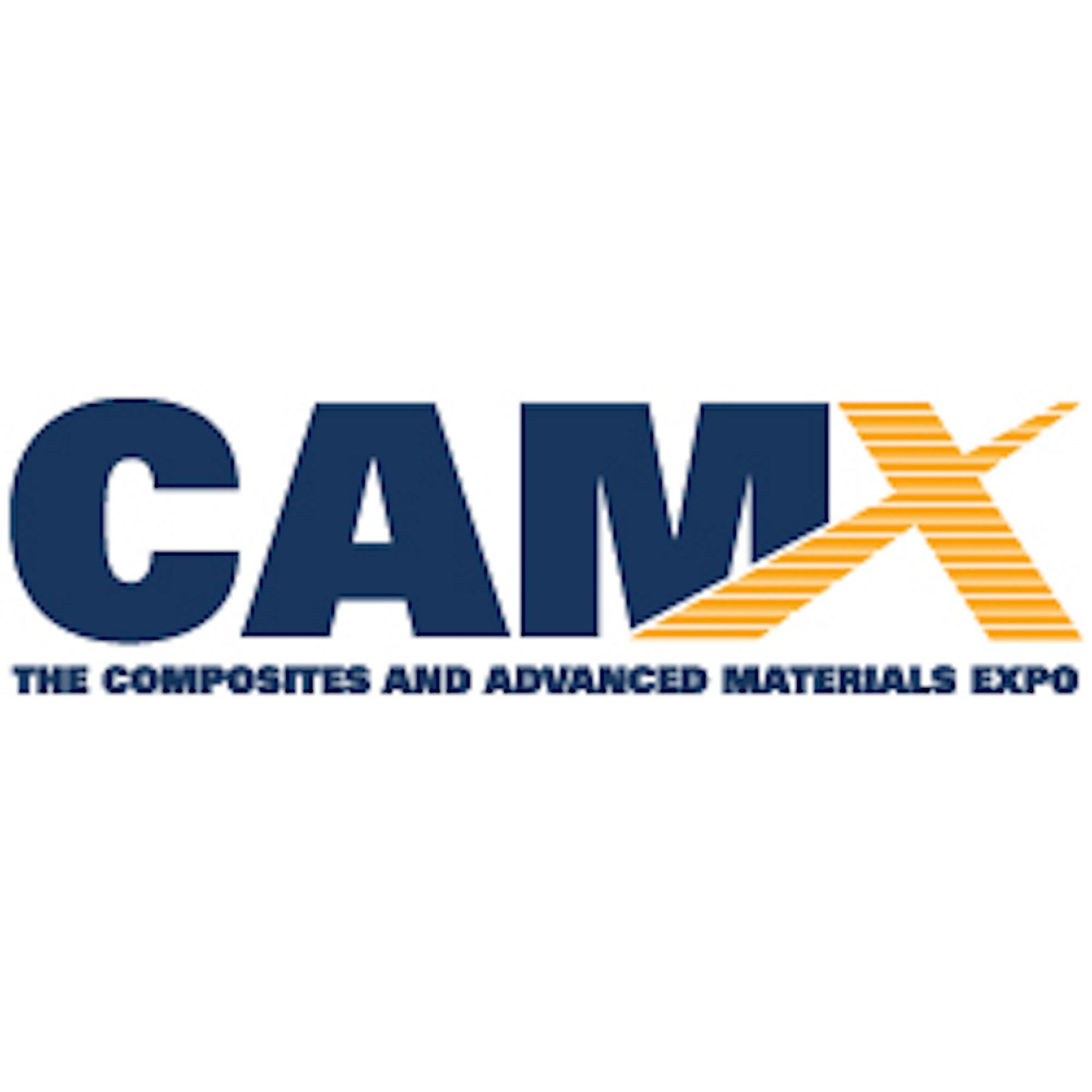 Welcome CAMX Exhibitors! Logo