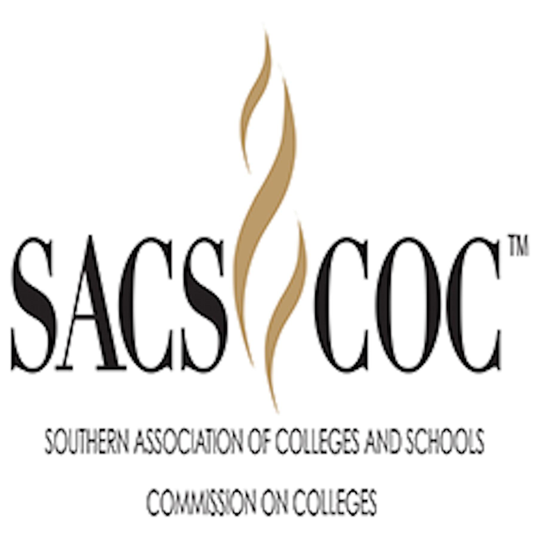 2021 SACSCOC Annual Meeting Logo