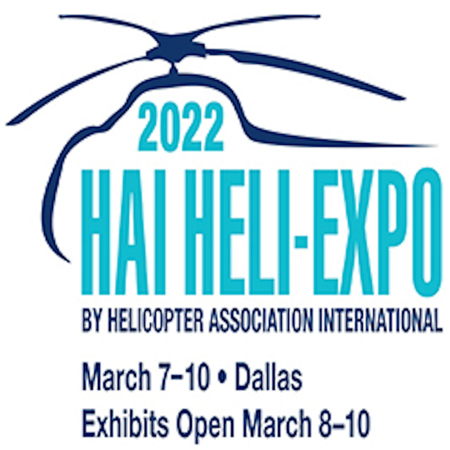 HAI Heli-Expo 2022 Logo