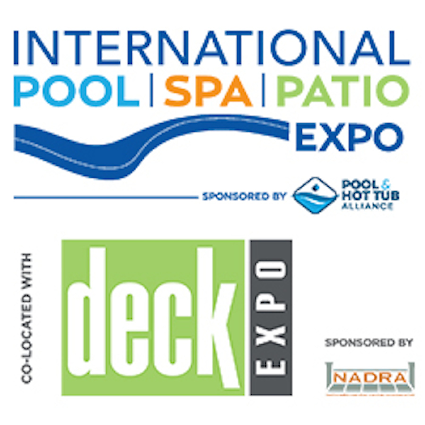 International Pool | Spa | Patio Expo Logo