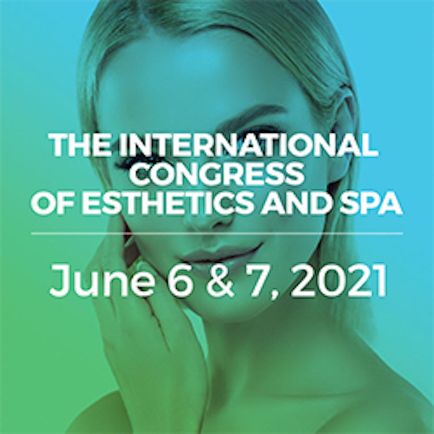 International Congress of Esthetics and Spa Logo