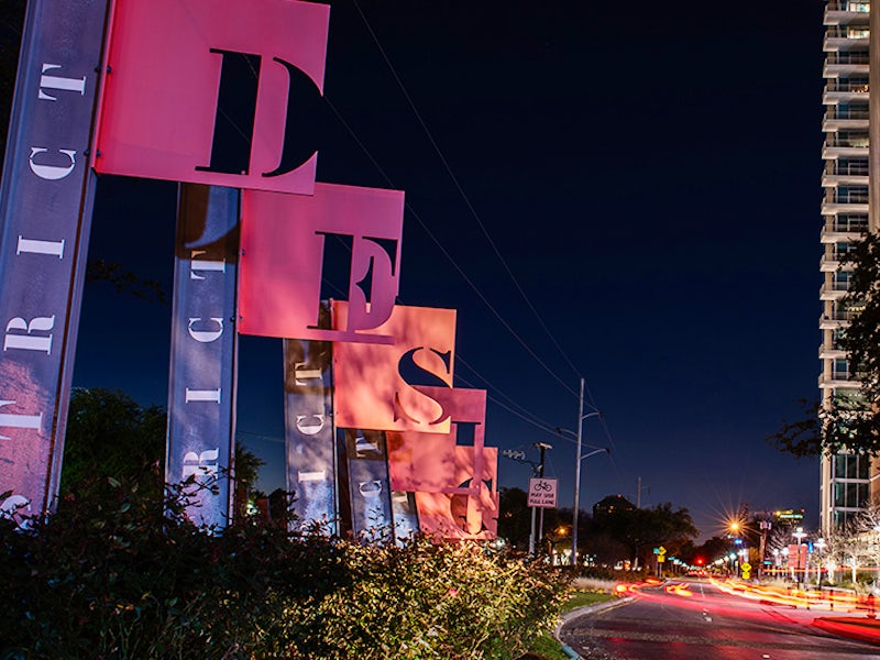 Dallas design district top restaurants and things to do