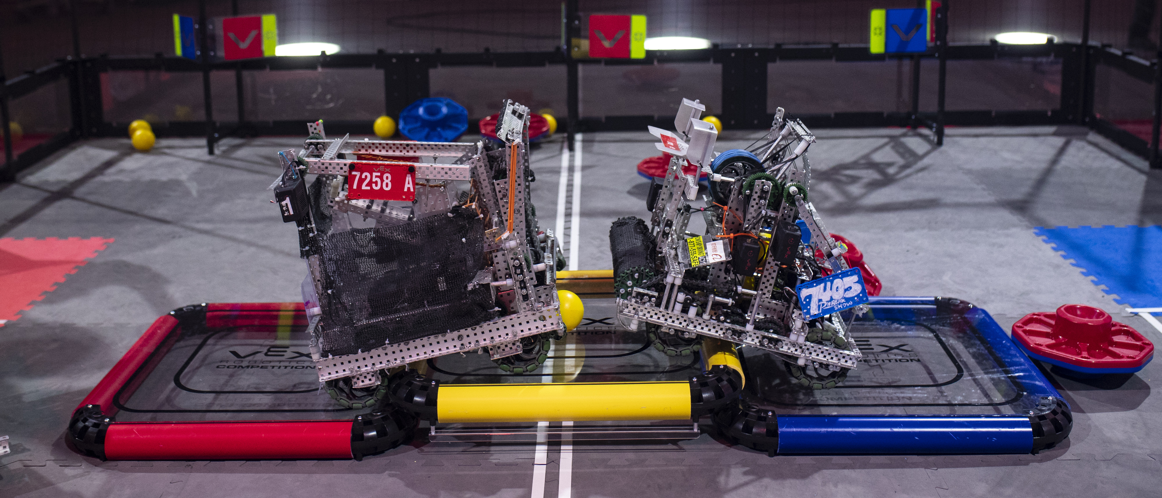 Video for Vex Robotics World Championships Coming to Dallas