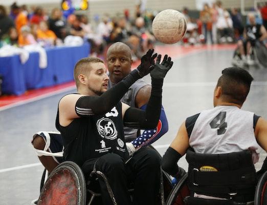 national veterans wheelchair games photo gallery
