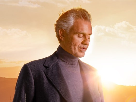 Andrea Bocelli In Concert At American Airlines Center