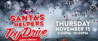 Santa's Helpers Toy Drive