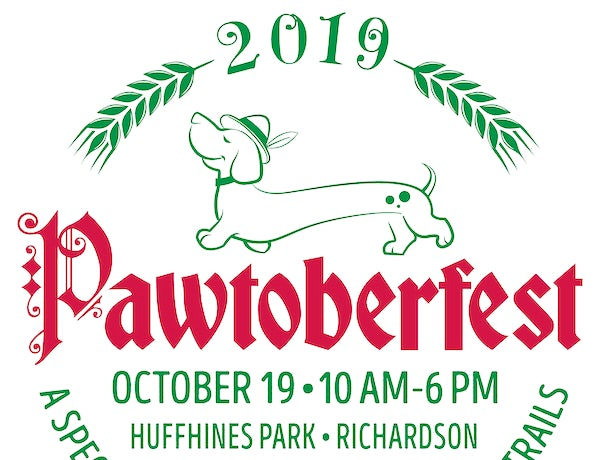 Pawtoberfest, a Featured Event of Huffhines Art Trails