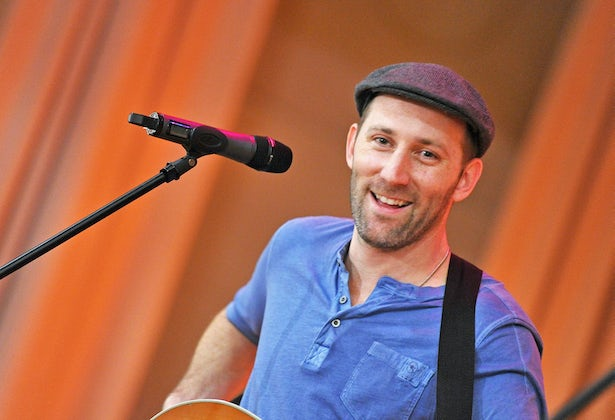 Mat Kearney In Concert At House Of Blues