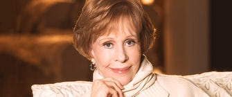 Carol Burnett: An Evening of Laughter and Reflection Where the Audience Asks the Questions