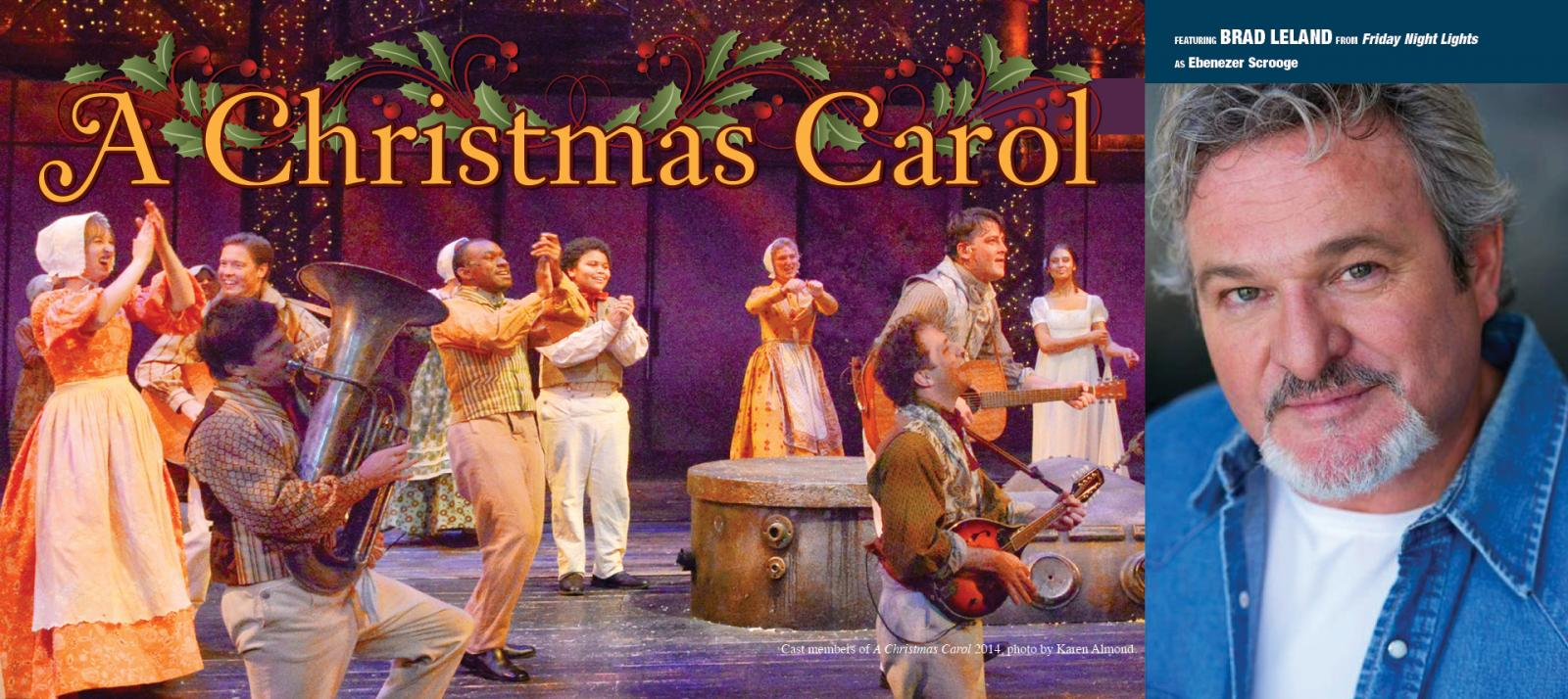 Dallas Theater Center's A Christmas Carol (Nov 22, 2017 @ 7:30 pm ...