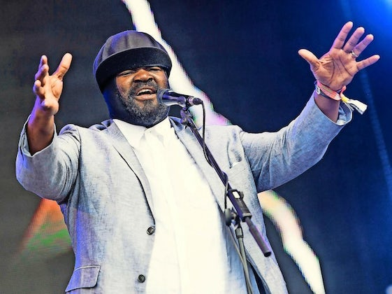 Gregory Porter - All Rise Tour