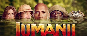 Jumanji: Welcome to the Jungle presented by Llano Estacado Winery