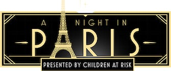 A Night in Paris presented by Children at Risk