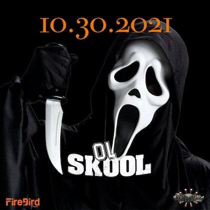 Ol Skool DFW Halloween Party