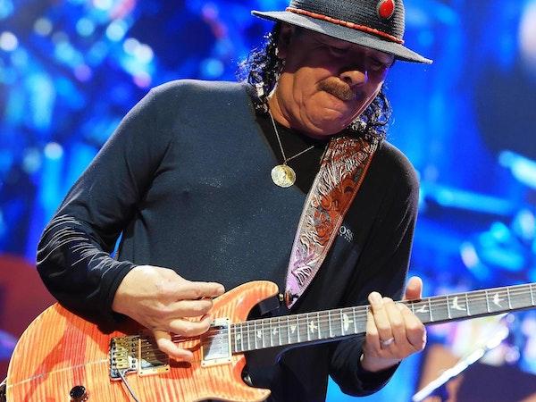 Santana & Earth, Wind and Fire