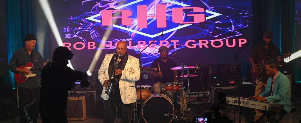 The Rob Holbert Group On the Levee LIVE JAZZ