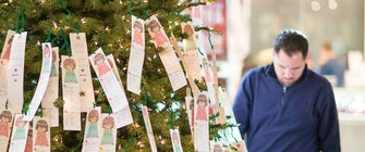 The NorthPark Salvation Army Angel Tree