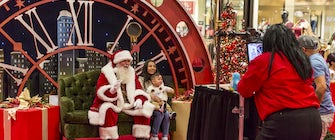 Visit Santa At Galleria Dallas