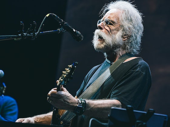 Dead & Company In Concert At Dos Equis Pavilion