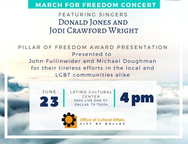Oak Lawn Band Presents: Ascend - 5th Annual March For Freedom Concert