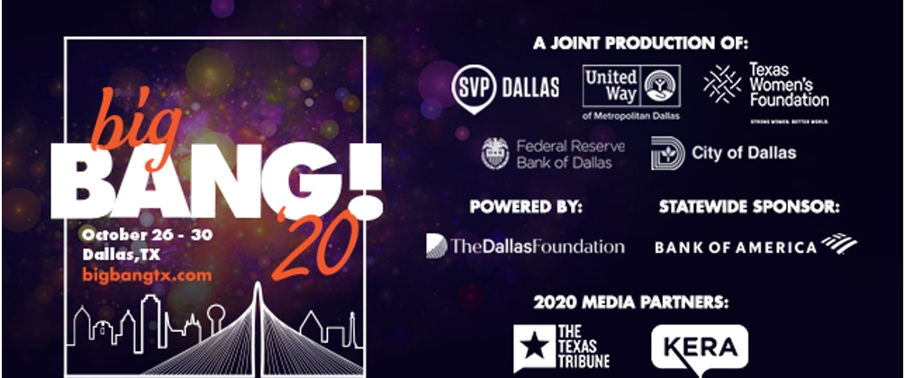 bigBANG! 2020 Equity in Action: The Next 100 Years!