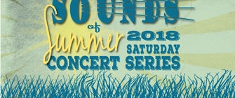 Sounds of Summer Concert Series 2018