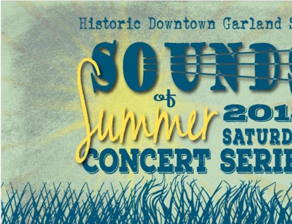 Sounds of Summer Concert Series 2018