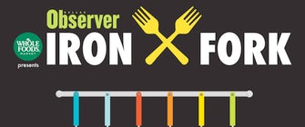 Dallas Observer Iron Fork 2018