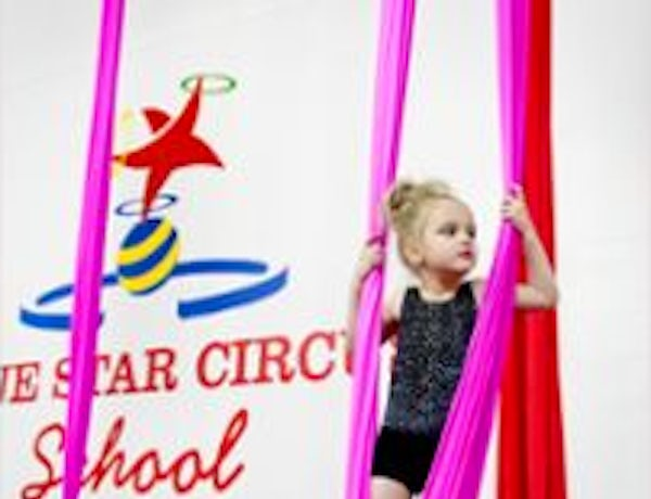Lone Star Circus Summer Camp - Session 1
