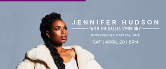 SOLUNA 2019: Jennifer Hudson with the Dallas Symphony (Powered by Capital One)