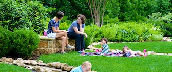 Dallas Arboretum's Mother's Day Weekend Events