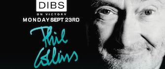 Phil Collins Pre-Party at DIBS