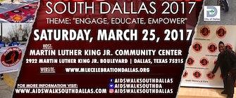 AIDS Walk South Dallas 2017