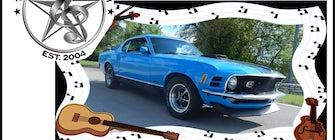 Texas Musicians Museum Car Show