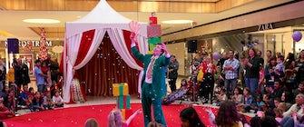 Slappy's Holiday Circus at Galleria Dallas