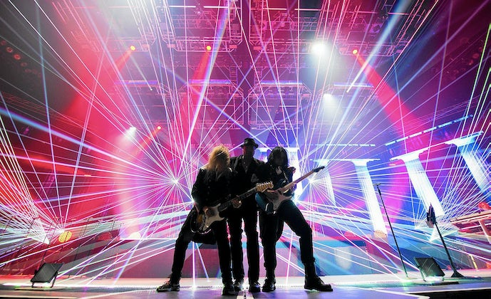 Trans-Siberian Orchestra - Annual Holiday Tour